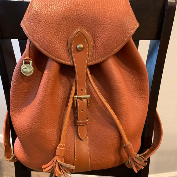 Vintage Dooney \u0026 Bourke Backpack